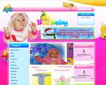 Beebaby ubranka dla niemowląt
