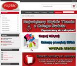 Sklep Internetowy z tkaninami - Figaro